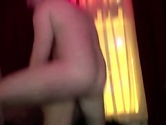 Amateur guy fucks hooker and watches her finger herself