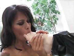 Dirty pussy lovers Dana Vespoli and Karlie Montana
