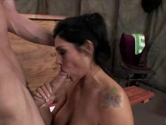 Dick Starved Raylene Receives Her Mouth Busy Sucking A Hard Man Lollipop