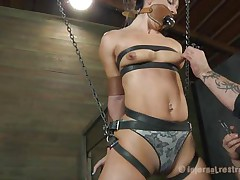 hanged and tied doxy